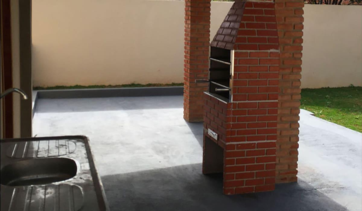 Churrasqueira do Edifício São Francisco